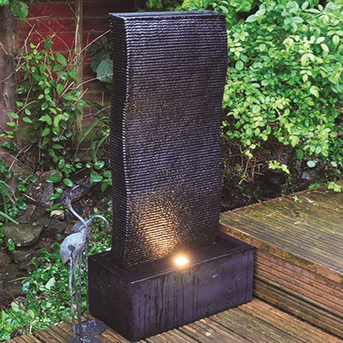 98cm-Tall-Ripple-Effect-Garden-Water-Feature-Fountain-with-LED-light-0