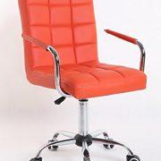 ALK-PU-Leather-Heavy-Duty-Adjustable-Swivel-Office-Chair-0-2