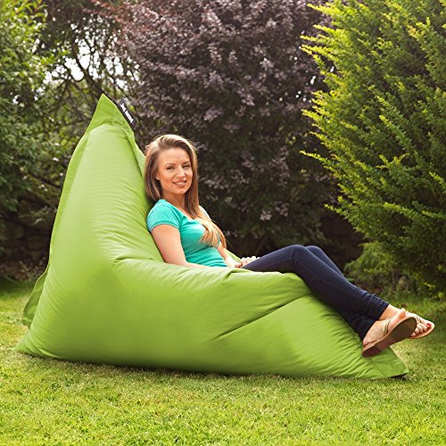 BAZAAR-BAG--Giant-Beanbag-Indoor-Outdoor-Bean-Bag-MASSIVE-180x140cm-GREAT-for-Indoor-Garden-0