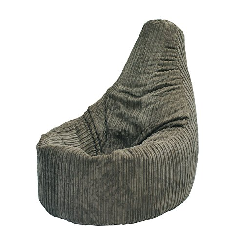 Beanbag-Gamer-Arm-Chair-Jumbo-Corduroy-Steel-Adult-GAMING-Cord-Bean-Bag-Game-XL-Seat-POD-Bags-0