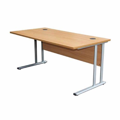 BiMi-1200mm-x-800mm-Rectangular-Straight-Desk-in-Beech-0