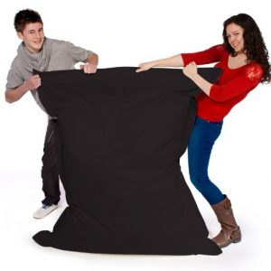 Big-Brother-Beanbags-X-L-funky-bean-bags-great-for-indoors-or-outdoors-BLACK-0