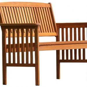 Chichester-FSC-Eucalyptus-Wood-Outdoor-2-Seater-Bench-0