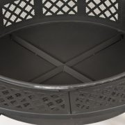 CobraCo-FB8008-Diamond-Mesh-Fire-Pit-with-Screen-and-Cover-0-2