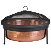 CobraCo-Hand-Hammered-with-Copper-Fire-Pit-Tub-0-0