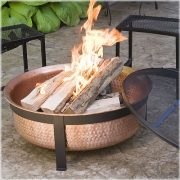 CobraCo-Hand-Hammered-with-Copper-Fire-Pit-Tub-0-3