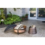CobraCo-Hand-Hammered-with-Copper-Fire-Pit-Tub-0-5