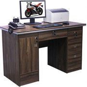 Computer-Desk-PC-TableCorner-Computer-Desk-With-3-Locks-For-Home-OfficeTableWorkstation-in-Walnut-Clr-617113-0-2