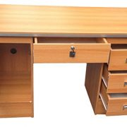Computer-Desk-in-Black-Beech-White-Walnut-Oak-With-3-Locks-4-Home-Office-0-3