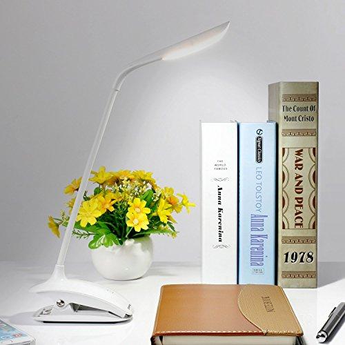 Desk Lamp Hometek Table Lamps Clip On Desk Lamps Flexible