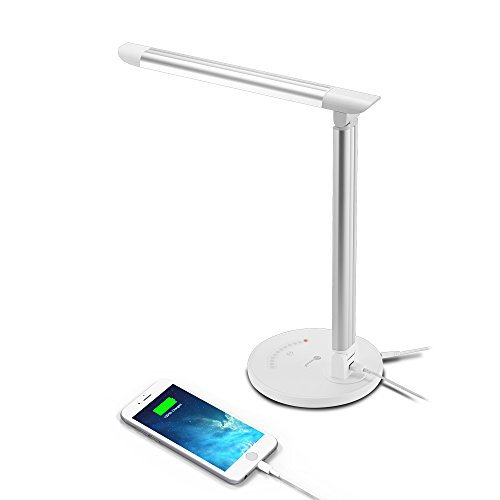 Desk Lamp Taotronics Led Table Lamps Dimmable Touch Eye