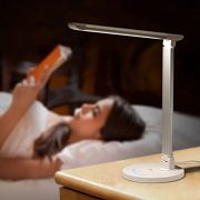 Desk-Lamp-TaoTronics-LED-Table-Lamps-Dimmable-Touch-Eye-Care-with-USB-Charger-Port-0-5