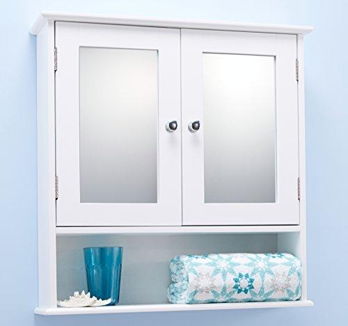 Double-Door-White-Bathroom-Mirror-Cabinet-Mirrored-Bathroom-Cabinet-0