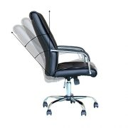 EBS-Modern-Swivel-PU-Leather-Executive-High-Chrome-Base-Office-Furnitue-Computer-Desk-Chair-Black-0-6