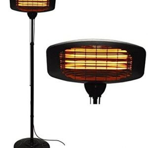 Futura-2-IN-1-Electric-Outdoor-Garden-Patio-Heater-2000W-Free-Standing-or-Wall-Mounted-with-3-Heat-Settings-0