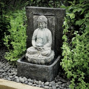 Gardman-Tranquil-Buddha-Water-Feature-0