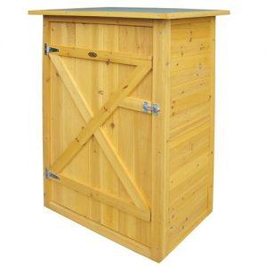 Habau-3103-Garden-Cupboard-Flat-Roof-0