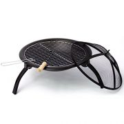 Home-Discount-Fire-Pit-Steel-Folding-Outdoor-Garden-Patio-Heater-Grill-Camping-Bowl-BBQ-With-Poker-Grill-Cover-Grate-0-0