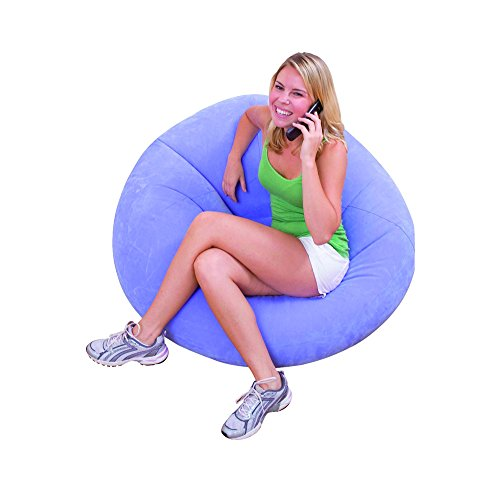 Intex Beanless Bag Chair Color May Vary House And