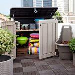 plastic garden storage