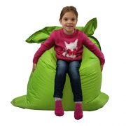 Kids-BeanBag-Large-6-Way-Garden-Lounger-GIANT-Childrens-Bean-Bags-Outdoor-Floor-Cushion-LIME-100-Water-Resistant-0-3