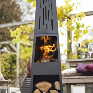 Chiminea Patio Heater