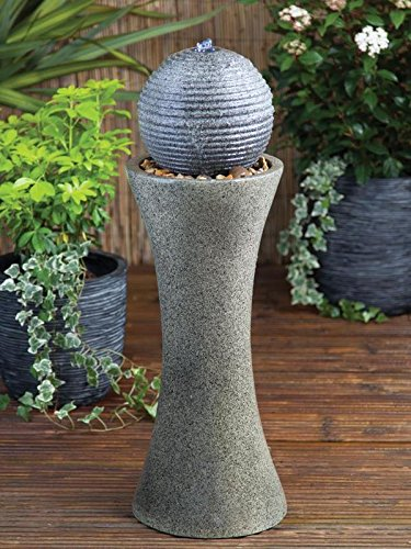 Liberty 1052900 Blagdon Rattan Pillar And Sphere Mains