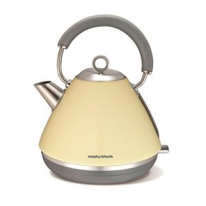 Morphy-Richards-102003-Accents-Pyramid-Kettle-Cream-0