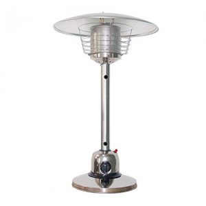 Oypla-Table-Top-4KW-Outdoor-Gas-Patio-Heater-cw-Hose-Regulator-0
