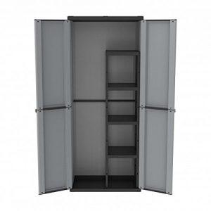 Plastic-Garden-Garage-Storage-Cupboard-TD368-0