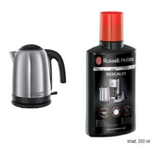 Russell-Hobbs-20070-Cambridge-Kettle-17-L-3000-W-Brushed-Stainless-Steel-Silver-0