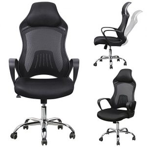 Smallwise-Trading-Ergonomic-High-Back-Racing-Style-Bucket-SeatComputer-Swivel-Lumbar-Support-Executive-Office-Game-Chair-0
