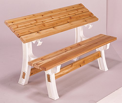 Wooden Table Bench Flip Top Bench Any Size Just Add