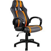eMarkooz-TM-Swivel-desk-chair-executive-office-chair-racing-gaming-chair-padded-Computer-PC-chairs-adjustable-height-armchair-0-0