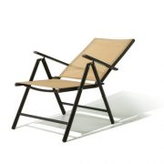 8-Piece-Santorini-Garden-and-Patio-Set-New-2014-Model-Now-With-100-Aluminium-Framework-6-x-Multi-Position-Recliner-Chairs-Table-And-22-Metre-Tilt-and-Crank-Parasol-0-0