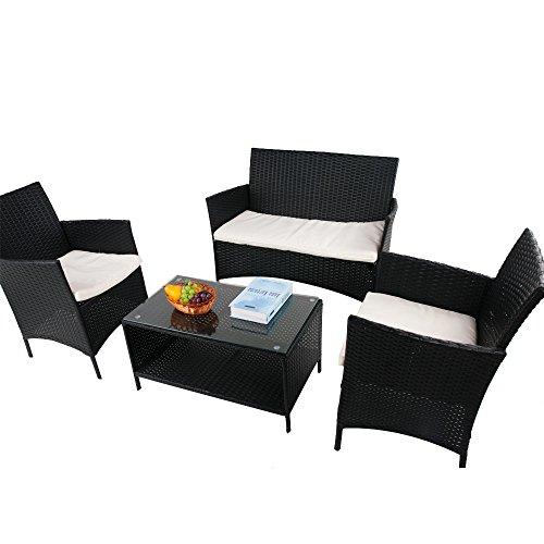 Garden Furniture Sale Uk: BTM Rattan Garden Furniture Sets Patio Furniture Set