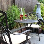 Bentley-Garden-Furniture-3-Piece-Cast-Aluminium-Bistro-Set-Table-2-Arm-Chairs-0-0