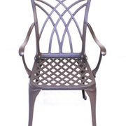 Bentley-Garden-Furniture-3-Piece-Cast-Aluminium-Bistro-Set-Table-2-Arm-Chairs-0-3
