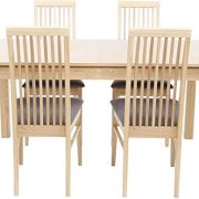 Brooklyn-4-6-Seat-Extending-Dining-Table-with-4-Chairs-Beech-Effect-0-0