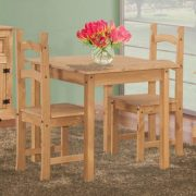 Corona-Solid-Pine-Square-Dining-Table-Chairs-Not-Included-0-1