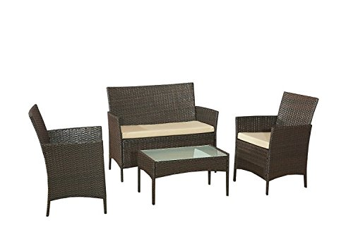 Garden-Furniture-Set-Table-Chair-and-Sofa-Black-RATTAN-Conservatory-Patio-Garden-0