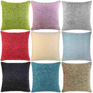 Ideal-Textiles-Luxury-Cushion-Covers-Plain-Chenille-Cushion-Cover-18-x-18-45cm-x-45cm-0