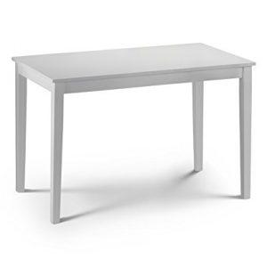 Julian-Bowen-Taku-Dining-Table-White-0
