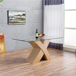 Milano-X-Oak-Effect-Glass-Dining-Table-Set-6-Chairs-Seater-0