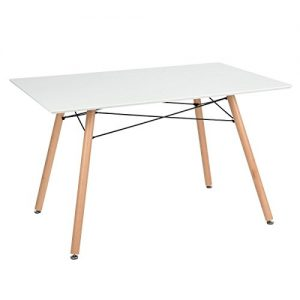NBFurniture-Special-Offer-Scandinaves-Style-Modern-Dining-Table-White-0