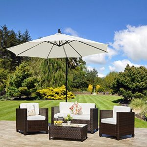 Roma Rattan Garden Furniture