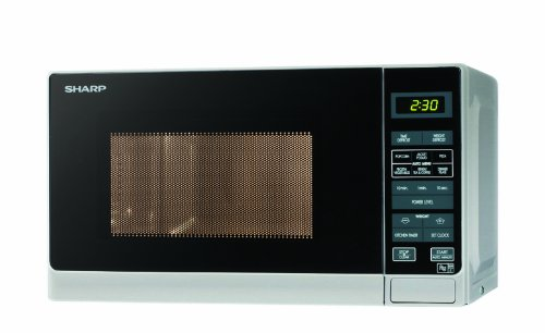 Sharp R272slm Microwave With 1 Year Warranty 20 Litre