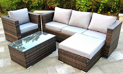 Rattan Garden Furniture Sofa Yakoe 51011 new rattan garden furniture sofa table chairs set yakoe 51011 new rattan garden furniture sofa table workwithnaturefo