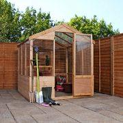 4x6-Evesham-Wooden-Greenhouse-Shiplap-TG-Shatterproof-Glazing-By-Waltons-0-0