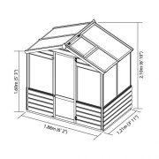 4x6-Evesham-Wooden-Greenhouse-Shiplap-TG-Shatterproof-Glazing-By-Waltons-0-5